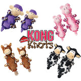 KONG Barnyard Knots For Dogs in Four Styles and Two Sizes