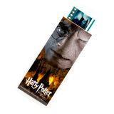 Harry Potter Deathly Hallows Film Cell Bookmark - New Mint Condition