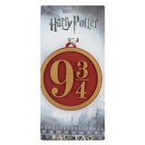 Harry Potter Collectible Luggage Bag Tag High Quality - New Mint Condition