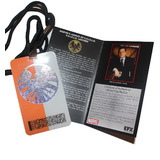 Marvel's Agents of SHIELD Lanyard Prop Replica by EFX Loot Crate EXCLUSIVE