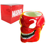 Marvel Ceramic Collectors 16 oz Mug - Carnage New Mint Condition