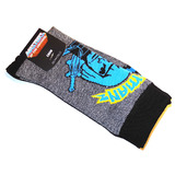 "Loot Crate Masters Of The Universe ""He-Man"" Exclusive Crew Socks Mens Shoe Size 8-12 NEW"