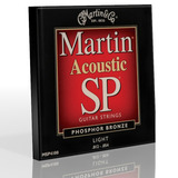 Martin Acoustic Strings Light Phosphor MSP4100