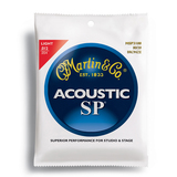 Martin Acoustic Strings Light Bronze MSP3100