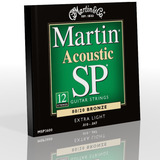 Martin Acoustic 12 Strings Extra Light MSP3600