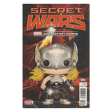 Marvel Collector Corps Secret Wars Comic #1 (Variant Edition) Mint Condition