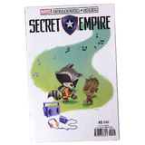 Marvel Collector Corps Secret Empire #0 Comic Book (Variant Edition) Mint Condition