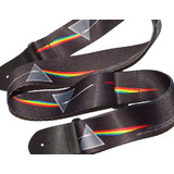 Perri's Pink Floyd Dark Side of The Moon Guitar Strap