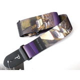 Perri's Pink Floyd Momentary Lapse of Reason 'Beds' Guitar Strap