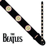 Perri's Guitar Strap Polyester - Beatles Sgt Peppers - Licensed Item