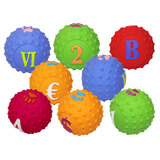 Petzplus Small Latex Ball - Eight Pack