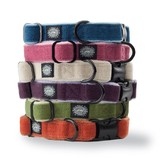 Planet Dog Cozy Hemp Collar - Various Colours & Sizes