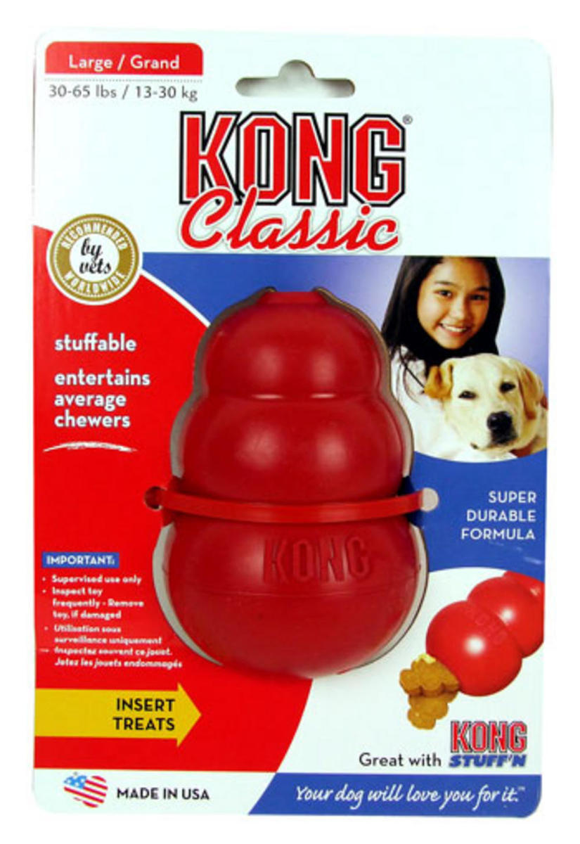Best Kong Toys For Large Dogs