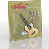 Alice Ukulele Strings - Clear