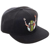 Rick And Morty - Pickle Rick Premium Snapback Cap Hat - New With Tags