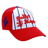 Harley Quinn (Suicide Squad) Daddy's Lil Monster - Premium Adjustable Cap Hat - New With Tags