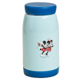 Disney Snowflake Mountain Thermos (Mickey & Minnie Mouse) - 2017 Disney Treasures Box Exclusive - New, Mint Condition