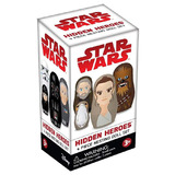 Star Wars Hidden Heroes 4 Piece Nesting Doll Set - New, Mint Condition