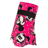 Disney Minnie Mouse Fleece Throw Blanket - 150cm - Disney Store Exclusive Import -  New With Tags