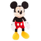 "Disney Mickey Mouse Plush – Medium 17""- Disney Store Exclusive Import - New With Tags"