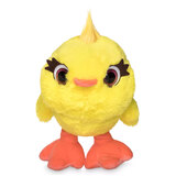 "Disney Ducky Talking Plush – Toy Story 4 - Medium 10"" - Disney Store Exclusive Import - New With Tags"