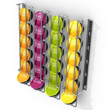 Nescafe Dolce Gusto Scala Wall Mount Capsule Holder - 24 Capacity