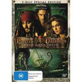 Pirates Of The Caribbean: Dead Man's Chest (2 Disc DVD, 2006) Like New Condition