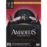 Amadeus Directors Cut (2 Disc DVD, 2002) Like New Condition