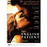 The English Patient (DVD, 2001, R4 Australia) As New Condition