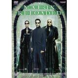 Matrix Reloaded (DVD, 2003, 2-Disc Collector's Edition R4 Australia) As New