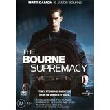 The Bourne Supremacy (DVD, 2004, R4 Australia) As New