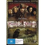Pirates Of The Caribbean: At World's End (2 Disc DVD, 2007) As New Condition