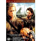 Troy (2 Disc DVD, 2004) As New Condition