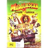 Madagasgar Escape 2 Africa (DVD, 2008, 1 Disc) As New Condition