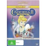 Cinderella 2: Dreams Come True (DVD, 2005, 1 Disc) As New Condition