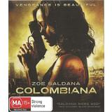 Colombiana (Blu-Ray, 2012) As New