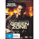 Green Zone (DVD, 2010) As New