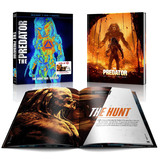 The Predator (Blu-Ray, Multi-region, 2018) Brand New, Digibook Including Digital Code