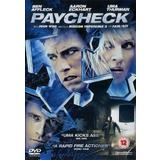Paycheck (DVD, 2006) As New Condition
