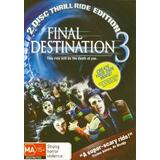 Final Destination 3 - Thrill Ride Edition (DVD, 2006) As New Condition