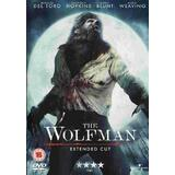 The Wolfman - Extended Cut (DVD, 2010) - As New Condition