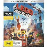 The Lego Movie (Blu-Ray & 4K, 2014, 2 Discs) - Brand New & Sealed