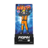 FiGPiN #77 Naruto Shippuden Naruto Pin Badge In Collector Case - New, Mint Condition