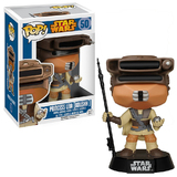 Funko POP! Star Wars #50 Princess Leia (Boushh) With Serial Number - New, Mint Condition Vaulted