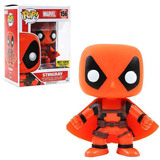 Funko POP! Marvel Deadpool (Stingray) #156 HOT TOPIC EXCLUSIVE Mint Condition