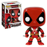 Funko POP! Marvel Deadpool #111 Deadpool (With Swords) - New, Mint Condition