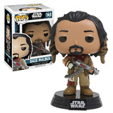 Funko POP! Star Wars Rogue One Baze Malbus #141 EXCLUSIVE Mint Condition