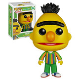 Funko POP! Sesame Street #04 Bert (Vaulted) - New, Mint Condition