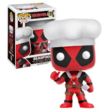 Funko POP! Marvel Deadpool #115 Deadpool (Chef) - 2016 New York Comic Con (NYCC) Limited Edition - New, Mint Condition