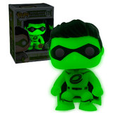 Funko POP! 2017 ECCC Exclusive #179 Emerald City Crusader (Glows In The Dark) - 2017 Emerald City Comic Con (ECCC) Exclusive - New, Mint Condition